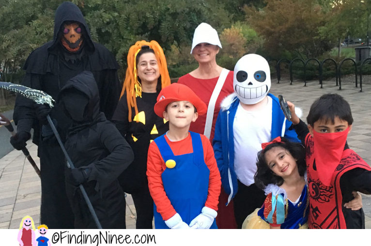 Why do people like Halloween so much?  sc 1 st  Finding Ninee & Why Do People Like Halloween So Much? - Finding Ninee