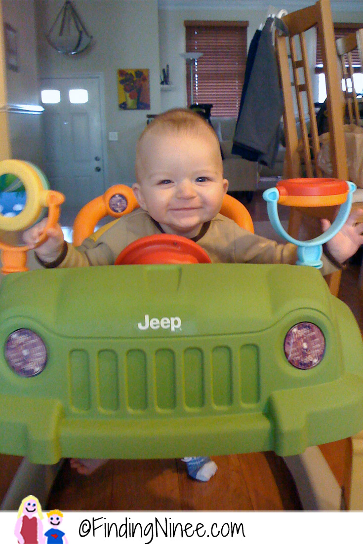 The Journey Of The Baby Jeep Finding Ninee